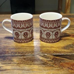 Harry and David Coffee Mugs (2)
